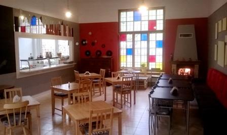 Kuchnia Czerwony Rower - przyjazne miejsce z niedrogimi i smacznymi posiłkami